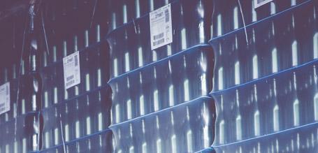 flaschen-palette-lagerung