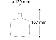 Cristallo-zweiger-wiskyflasche-masse