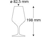 Wasserglas_Cristallo_Nobless_AquaSprizz_Masse