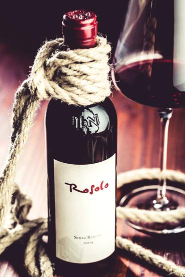 jaegersberger-rotweinflasche