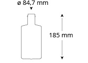cristallo-faradi-9voltUG-deutschland-ginflasche-masse