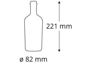 ron-elba-flaschenmasse